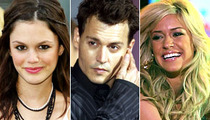 I Just GOTTA KNOW -- Rachel Bilson, Johnny Depp and Kristin Cavallari