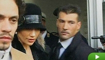 A-List Hits Rome, Oprah Still Home