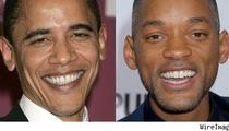 Will Smith -- I'm No Barack!
