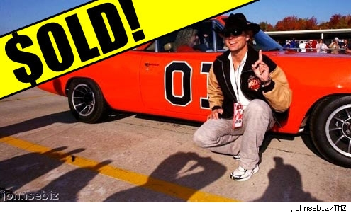 dukes of hazzard car sells for almost 10 million