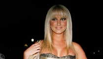 Brooke Hogan -- Shimmering Goddess?