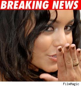 Vanessa Hudgens Naked Picture Scandal