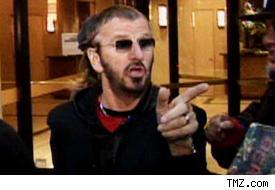 """The Beatles Polska: Ringo wyszedł z telewizyjnego talk show """"Regis And Kelly"""""""