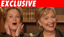 Hillary to 'SNL' -- Don't Change a Thing!