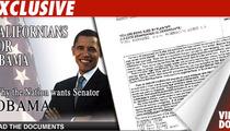 Fidel Sues Obama Campaign