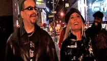 Ice-T Might Stab You With Tupperware