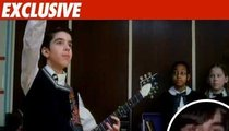 """School of Rock"" Kid Busted for Underage DUI"