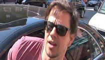 Wahlberg -- Brady's Supermodel Wife Is Off Limits