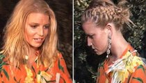 Jessica Simpson -- Can You Pass the Braid?