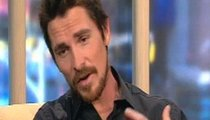 Christian Bale -- Rant 'Unfortunate & Inexcusable'