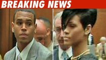 Chris Brown Cops Plea -- No Jail Time