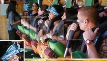 Rihanna at Six Flags -- Tatsu Artist