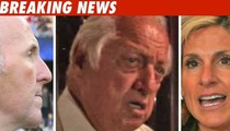 Tommy Lasorda Dragged into McCourt Divorce