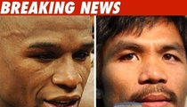 Mayweather Jr. Blames Pacquiao's 'Punk Ass'