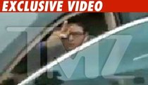 Charlie Sheen Leaves Hospital - Brooke 'Fine'