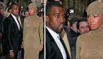 Amber Rose Goes Medieval on Kanye West