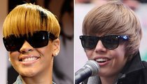 Rihanna -- Leave It to Bieber