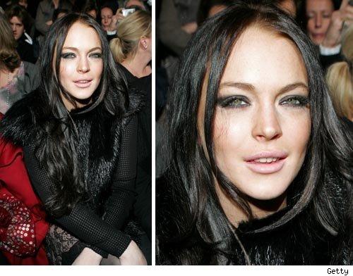 Lindsay Lohan -- Not Oscar Ready