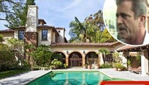 Mel Gibson -- Malibu Retreat for Sale