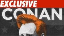 Conan's Tour -- No Bread for the Redhead