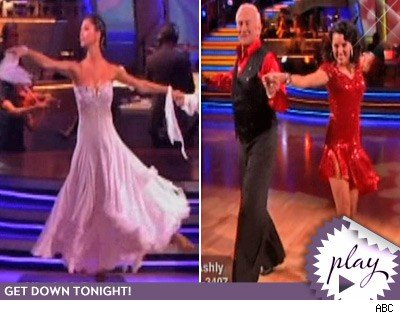 Dancing with the Stars: Click to watch