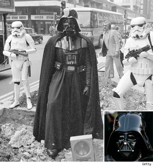 Too Fab Time Warp -- Darth Vader!