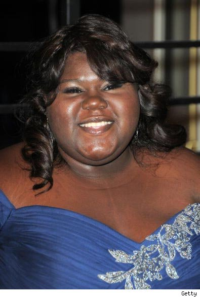 Live from New York ... It's Gabourey Sidibe!