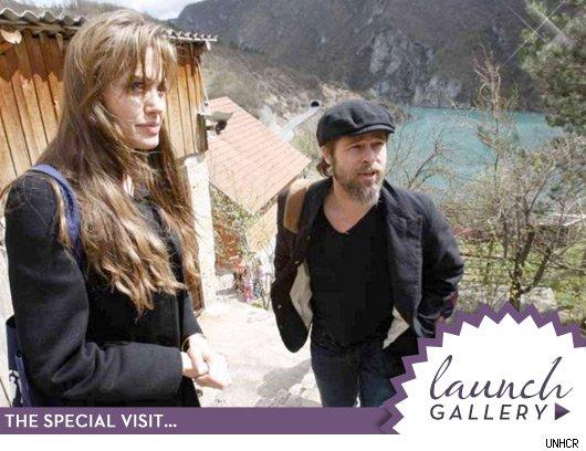 Brad Pitt & Angelina Jolie: Click to launch