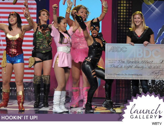 On Last Nights Episode Champions For Charity The Winning Dance Crews From All Five Seasons Of ABDC Picked A Youth Oriented Website