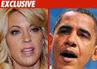 Kate Gosselin Shacks Up with President Obama