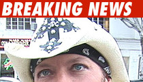 Bret Michaels Suffers Brain Hemorrhage