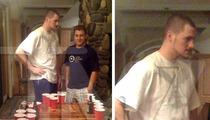 NBA Star Loves His Beer Pong