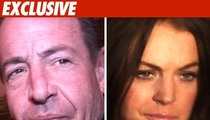 Lindsay Lohan Gets Reprieve From Dad