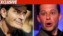 Charlie Sheen -- It's Easy to Say Goodbye