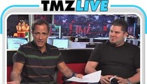 TMZ Live: Tiger's Divorce, Charlie Sheen & LiLo