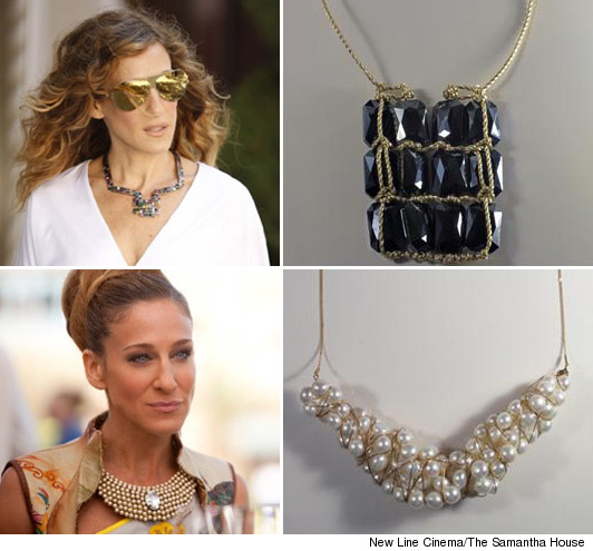 Carrie Bradshaw -- Get the Look!