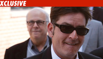 Charlie Sheen Negotiations in High Gear