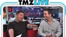 TMZ Live: Uchitel in Playboy, LiLo & Juan-Carlos