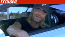 Bret Michaels -- Precautions for 'Apprentice' Finale