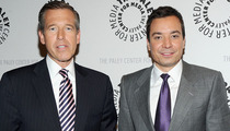 Brian Williams vs. Jimmy Fallon: Who'd You Rather?