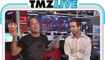 TMZ Live: Chace Crawford, Jacksons & Coleman