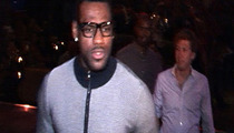 LeBron James -- The Way to a Man's Heart ...