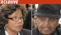 Friends Say Katherine Jackson is Joe's Puppet