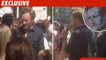 Conan O'Brien at TBS -- Coco Signs of Success