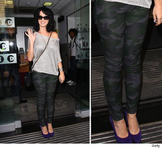Katy Perry's Leggings