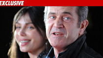 Mel Gibson:  I've Paid Oksana a Fortune