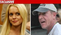 Michael Lohan Seeks Divine Lindsay Intervention