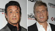Stallone vs. Lundgren: Who'd You Rather?