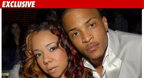 TMZ Has Learned Rapper TI Got Married Earlier Today In A Secret Ceremony At Miami Beach Courthouse