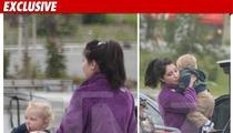 Bristol Palin Takes a Tripp to Target